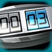 iPhone、iPadアプリ「カウントダウン [Countdown]」のアイコン