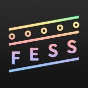 iPhone、iPadアプリ「FESS 〜集まれば、そこがフェスになる。〜」のアイコン