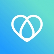 iPhone、iPadアプリ「cocorus-マインドフルネス瞑想/睡眠・Sleep瞑想」のアイコン