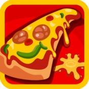iPhone、iPadアプリ「ピザピカソ」のアイコン
