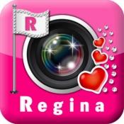 iPhone、iPadアプリ「Reginaゴルフデコカメ」のアイコン