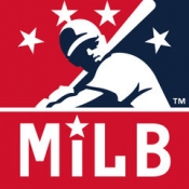 iPhone、iPadアプリ「MiLB First Pitch」のアイコン