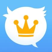 iPhone、iPadアプリ「有名人ツイッターランキング」のアイコン