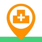 iPhone、iPadアプリ「病院検索QLife」のアイコン