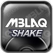iPhone、iPadアプリ「MBLAQ シェイク」のアイコン