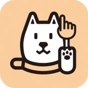 iPhone、iPadアプリ「お父さん手書きメモ帳」のアイコン