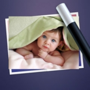 iPhone、iPadアプリ「将来の赤ちゃんの画像」のアイコン