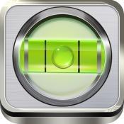 iPhone、iPadアプリ「水準器 HD」のアイコン