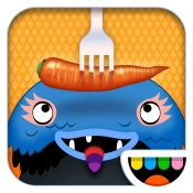 iPhone、iPadアプリ「Toca Kitchen Monsters」のアイコン