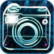 iPhone、iPadアプリ「Adjustable Camera Shutter Lite」のアイコン