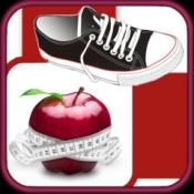iPhone、iPadアプリ「カロリー計算」のアイコン