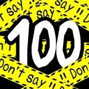 iPhone、iPadアプリ「Don't 100 〜100を言ったら負け〜」のアイコン