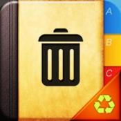 iPhone、iPadアプリ「連絡先削除」のアイコン