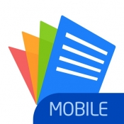 iPhone、iPadアプリ「Polaris Office Mobile」のアイコン