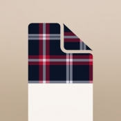 iPhone、iPadアプリ「付箋todoメモ帳 QuickMemo+」のアイコン
