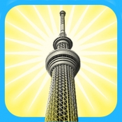 iPhone、iPadアプリ「東京スカイツリー Navi」のアイコン