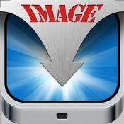 iPhone、iPadアプリ「画像ハンター」のアイコン