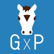 iPhone、iPadアプリ「競馬予想GP」のアイコン