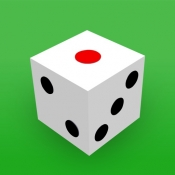 iPhone、iPadアプリ「サイコロ10」のアイコン