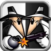 iPhone、iPadアプリ「Spy vs Spy」のアイコン