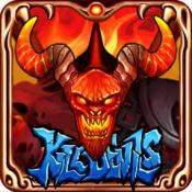 iPhone、iPadアプリ「悪魔を殺す - 侵略に抵抗するモンスターを殺します」のアイコン