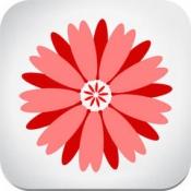 iPhone、iPadアプリ「Flowers Garden」のアイコン