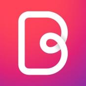 iPhone、iPadアプリ「バザート (Bazaart) フォトエディター&デザイン」のアイコン