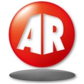 iPhone、iPadアプリ「ARデルダス」のアイコン