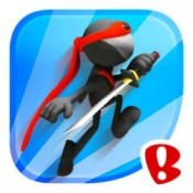 iPhone、iPadアプリ「NinJumpデラックス:無限の忍者ランナー」のアイコン