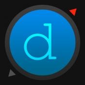 iPhone、iPadアプリ「Degtance (ディグタンス)」のアイコン