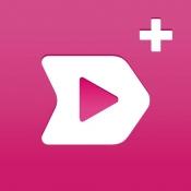 iPhone、iPadアプリ「レコチョクplus+ ハイレゾ・歌詞対応音楽プレイヤーアプリ」のアイコン