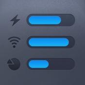 iPhone、iPadアプリ「ActMonitor」のアイコン