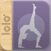 iPhone、iPadアプリ「Yoga with Janet Stone」のアイコン