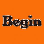 iPhone、iPadアプリ「Begin」のアイコン