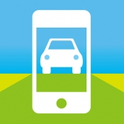 iPhone、iPadアプリ「smart nAVVi Link」のアイコン
