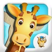 iPhone、iPadアプリ「Animal Puzzle - Drag 'n' Drop」のアイコン