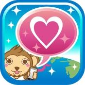 iPhone、iPadアプリ「ハッピーメール-恋活・マッチングアプリ」のアイコン