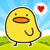 iPhone、iPadアプリ「タッチで遊ぼう!ひよこランド - 子ども・赤ちゃん・幼児向けの無料ゲームアプリ」のアイコン
