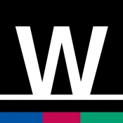 iPhone、iPadアプリ「WOWOWメンバーズオンデマンド」のアイコン