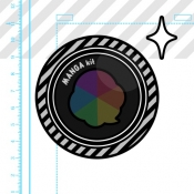 iPhone、iPadアプリ「MANGAkit-漫画風写真加工アプリ」のアイコン