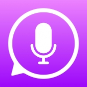 iPhone、iPadアプリ「iTranslate Voice」のアイコン