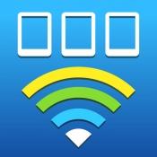 iPhone、iPadアプリ「ぱっと転送  File Transfer」のアイコン