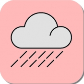 iPhone、iPadアプリ「気象予報士プチ講座 Vol.3 ○×問題[専門]」のアイコン