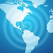 iPhone、iPadアプリ「地震情報! Lite」のアイコン