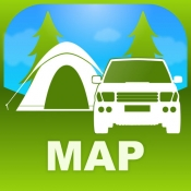 iPhone、iPadアプリ「全国オートキャンプ場マップ」のアイコン