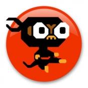 iPhone、iPadアプリ「Monkey Ninja」のアイコン