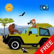 iPhone、iPadアプリ「みんな見つけて:動物を探して(無料バージョン)」のアイコン