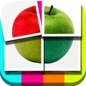 iPhone、iPadアプリ「写真分割- Photo Slice Pro - かわいいコラージュ文字入れスタンプ写真」のアイコン