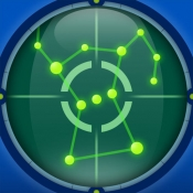 iPhone、iPadアプリ「88星座図鑑・星座ハンター」のアイコン