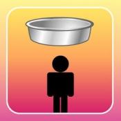 iPhone、iPadアプリ「金たらいスレスレ」のアイコン